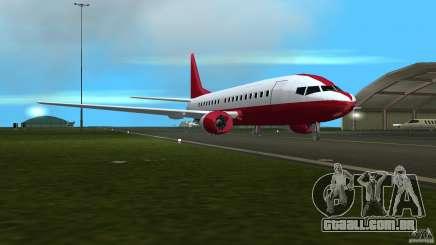 Boeing 737 para GTA Vice City
