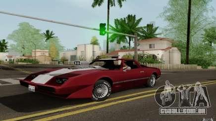 Phoenix HD para GTA San Andreas