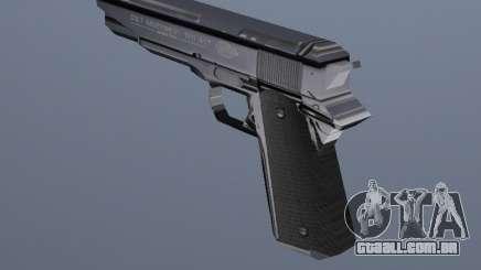 A nova pistola para GTA Vice City
