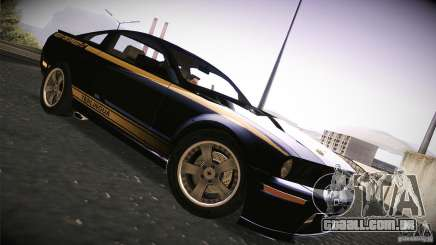 Shelby GT500 Terlingua para GTA San Andreas