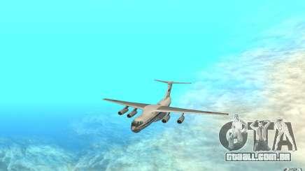 O IL-76 para GTA San Andreas