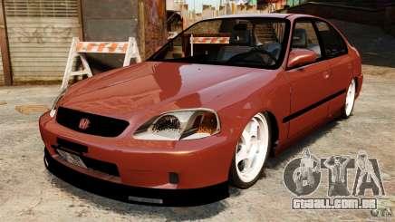 Honda Civic iES para GTA 4