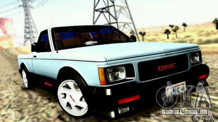 GMC Syclone Stock para GTA San Andreas