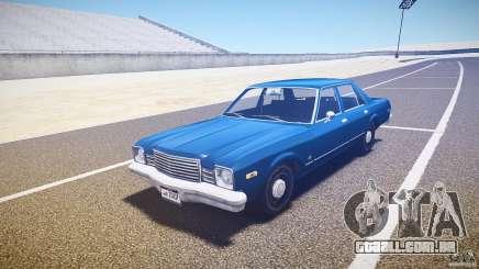 Dodge Aspen v1.1 1979 para GTA 4