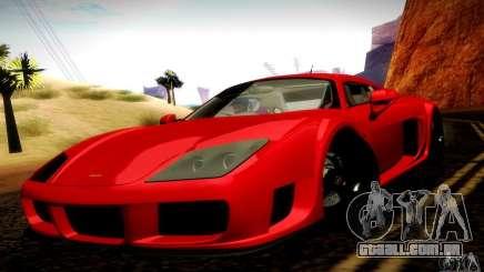 Noble M600 Final para GTA San Andreas