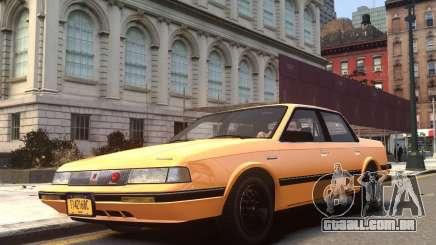 Oldsmobile Cutlass Ciera 1993 para GTA 4