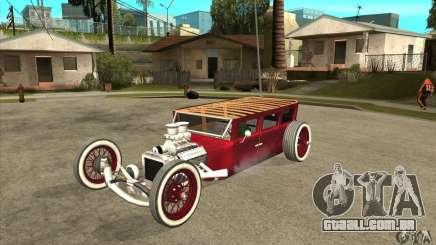 HotRod sedan 1920s no extra para GTA San Andreas