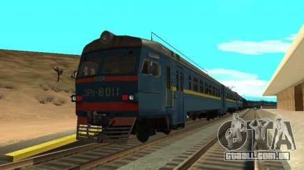 ER2 8011 para GTA San Andreas