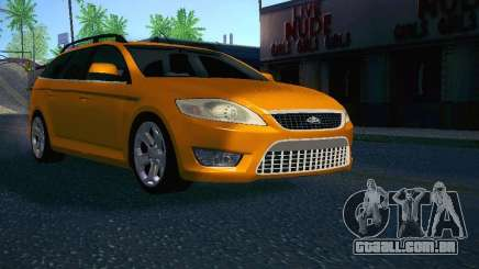 Ford Mondeo Sportbreak para GTA San Andreas
