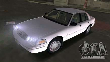 Ford Crown Victoria para GTA Vice City