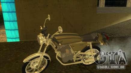 Honda Dream 50 para GTA San Andreas
