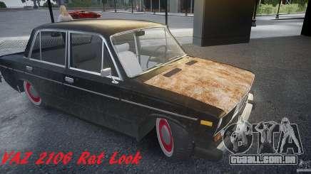 Vaz 2106 Rat look para GTA 4