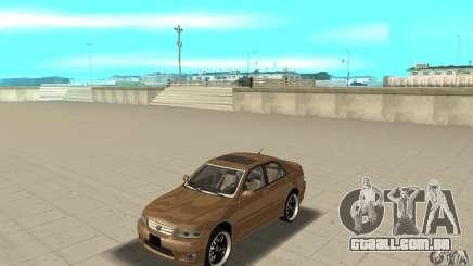 Lexus IS300 2005 para GTA San Andreas
