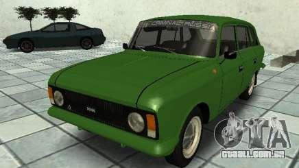 IZH Combi 21251 para GTA San Andreas