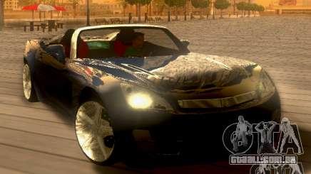Opel GT 2007 para GTA San Andreas