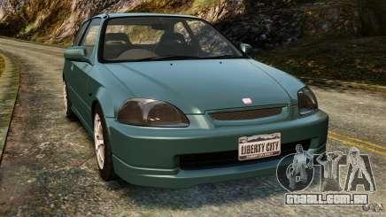 Honda Civic Type R (EK9) para GTA 4