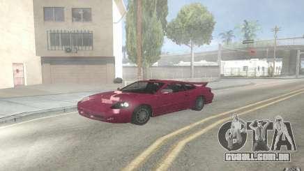 New Alpha para GTA San Andreas