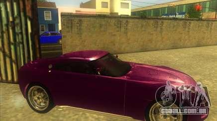 Melling Hellcat para GTA San Andreas