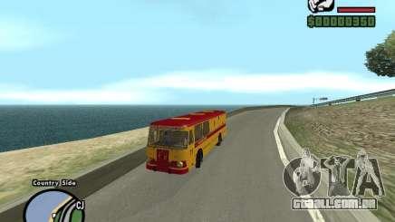 Assistência técnica LIAZ 677 HBI para GTA San Andreas