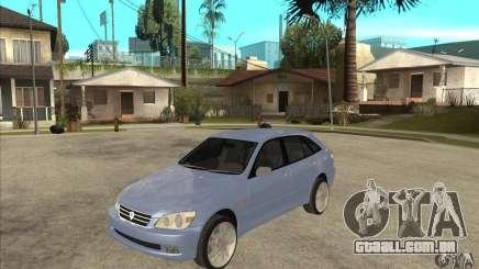 Toyota Alteza Wagon para GTA San Andreas