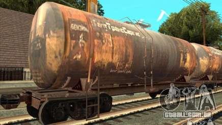 2 vagões para GTA San Andreas