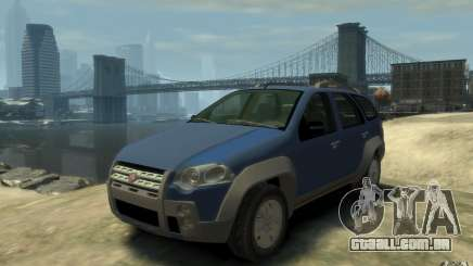 Fiat Palio Adventure Locker para GTA 4