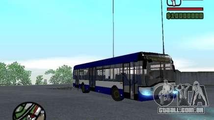 Solaris Urbino 12 para GTA San Andreas