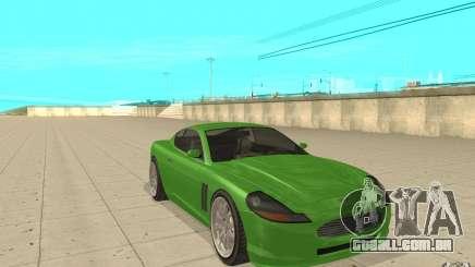 Super GT do GTA 4 para GTA San Andreas
