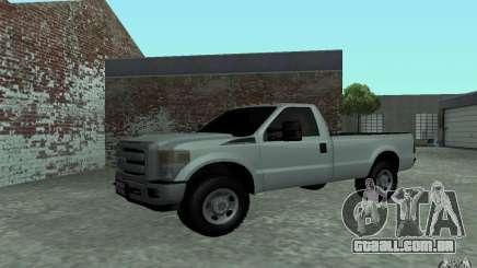 Ford F-250 para GTA San Andreas