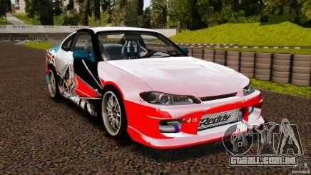 Nissan Silvia S15 Evil Empire para GTA 4