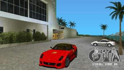 Ferrari 599 GTO para GTA Vice City