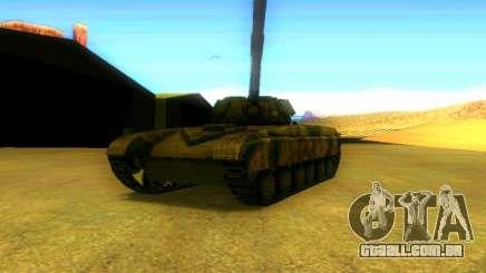 Tanque jogo S. T. A. L. k. e. R para GTA San Andreas