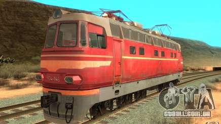 Lokomotiv ChS4-146 para GTA San Andreas