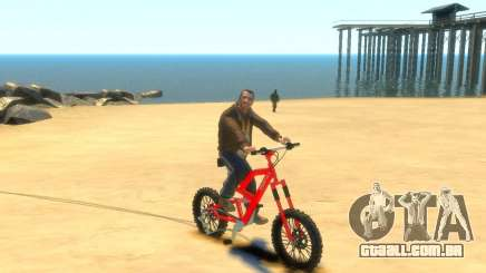 Mountain bike para GTA 4