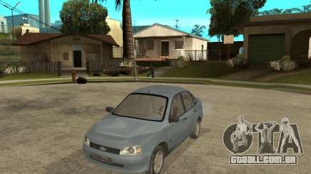 Kalina de 1118 VAZ para GTA San Andreas