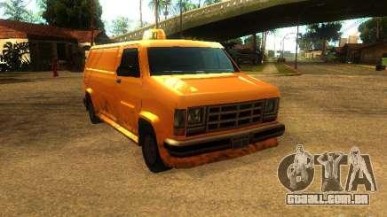 Taxi Burrito para GTA San Andreas