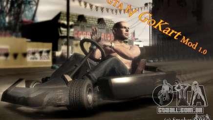 GoKart Mod 1.0 para GTA 4