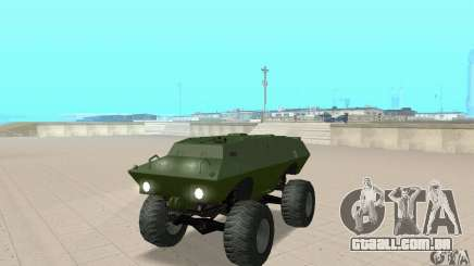 Trail Monster V.1.0 para GTA San Andreas