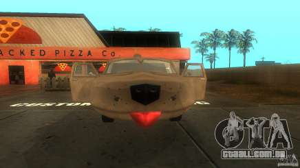 Dumb and Dumber Van para GTA San Andreas