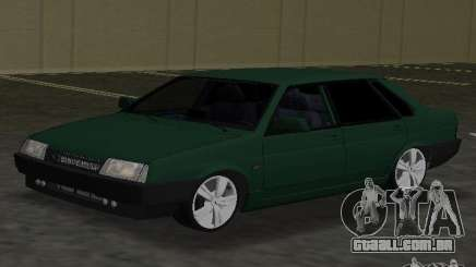 2109 VAZ Tuning v 2.0 para GTA Vice City