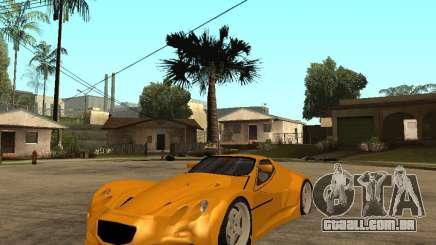 Gillet Vertigo para GTA San Andreas