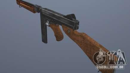 M1 Thompson para GTA San Andreas