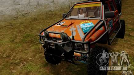 Nissan Navara Off-Road para GTA San Andreas