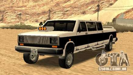 BOBCAT Limousine para GTA San Andreas