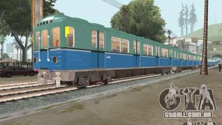 Metro e para GTA San Andreas