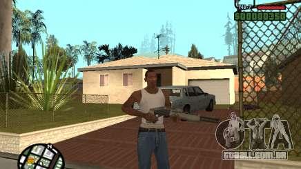 Franchi Special Purpose Automatic Shotgun 12 para GTA San Andreas