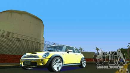 Mini Cooper S para GTA Vice City