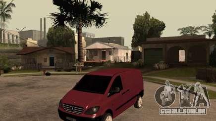 Mercedes-Benz Vito 2009 para GTA San Andreas