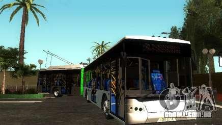 Trólebus LAZ E301 para GTA San Andreas