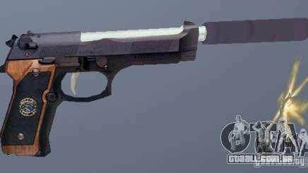 Beretta SD para GTA San Andreas